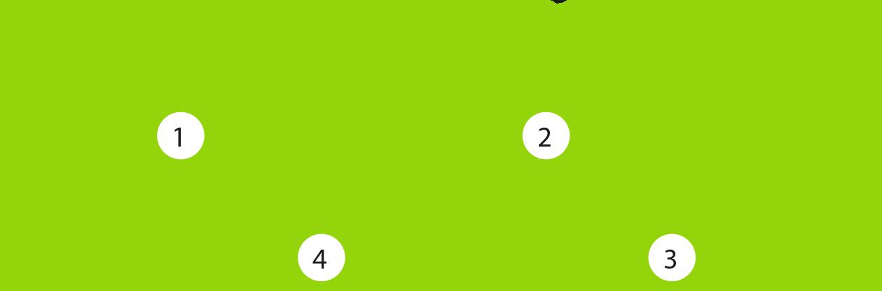 Organic waste steps